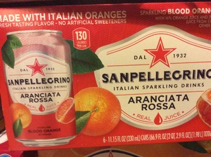 San Pellegrino Blood Orange 6-Pack